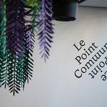 Plafond artificiel en papier, véritable oeuvre artistique