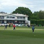 Blowing and batting at Beckenham