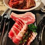 平昌韩国BBQ照片