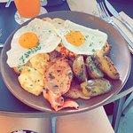 Foto de Federal Café Conde Barajas