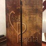 Casa Paquita Foto