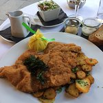 Veal Shnitzel Great choice, you cannot go wrong