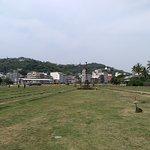 原台鐵臨港線,現為哈瑪星鐵道文化園區一景