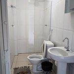 banheiro privativo higiene impecável.