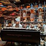 Starbucks Reserve Roastery New York照片