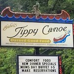 Shirley's Tippy Canoe照片
