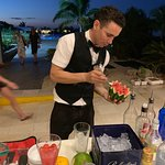 Dariel will delight you with his selection of unique drinks!