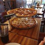 NYPD Pizza Photo
