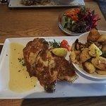 Cafe-Restaurant Waterkant ภาพถ่าย