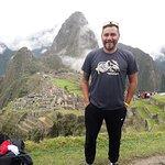 Passenger Claudio from Argentina in MACHUPICCHU - PERU