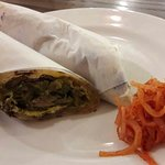 Zdjęcie Raju Omlet Restaurant Sharjah