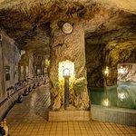 *弁天洞窟風呂(島に伝わる神秘の湯)