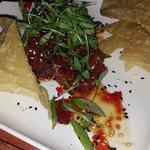 Tuna tartar was so good, I could have eaten three orders.
