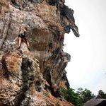 Hot Rock Climbing School