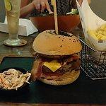 Photo of Stacked Burger Samui