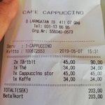 Bild från Café Cappuccino