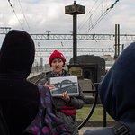 Экскурсия на 3 вокзала. Гид Т.Денисова