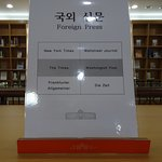 Information on newspapers available from outside South Korea.