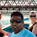 We are Bentota Lucky Tours and travels  BENTOTA RIVER BOAT SAFARI  PER PERSON LKR 2000  MINIMUM 02 PERSON MUST BOOKED  Tours start and End from Bentota or requested place in Sri Lanka