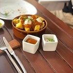 Patatas bravas - the best in Dubai