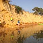 Balade en Kayak autour de l'ile d'Egueye