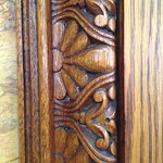 carved moldings