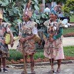 una de las culturas de nuestra región cultura chiman