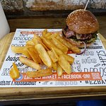 Photo de Bamba Marha Burger Bar