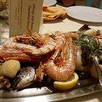 La nostra grigliata di pesce