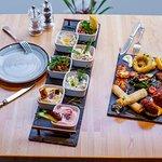 Foto Turquoise Kitchen