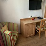 TV & working desk