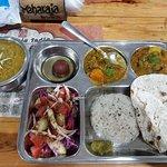 Foto de Maharaja india restaurante