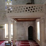 Sisman Ibrahim-immersed Mosque
