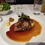 Foto de The Railway Club Hotel Steakhouse