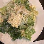 A fresh Caesar salad