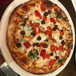 Pizza  Al Cacciatore