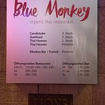 Photo de Blue Monkey