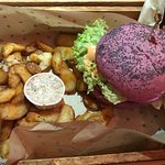 Ảnh về Flower Burger Roma