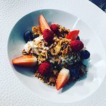 One of the breakfast menu favourites - our granola