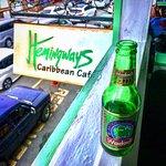 Foto de Hemingways Caribbean Cafe & Restaurant