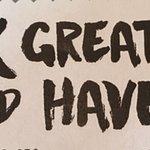 'Drink great wine and have fun' ...deze titel op de placemat zegt alles!
