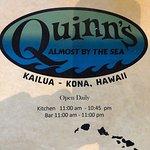 Foto di Quinn's Almost By The Sea