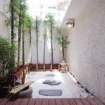 Small  garden room
