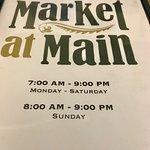 ภาพถ่ายของ Market at Main