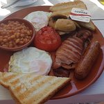 A lovely Full English