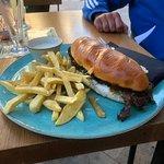 Beefsteak sendwich