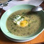 Zupa dnia - szczawiowa