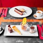 À la Brasserie J5 tout excès de gourmandise est permis et même encouragé !