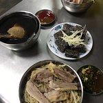 Noodles With Duck Diner照片