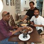 Фотография Gursha Ethiopian Restaurant